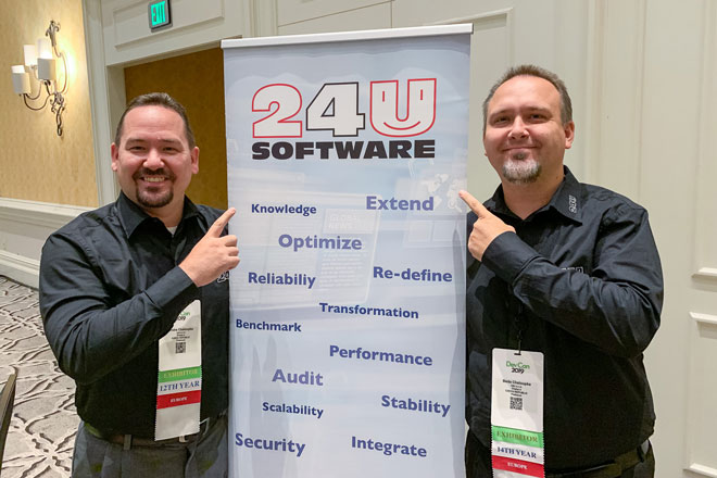 24U at DevCon 2019 - Preview Image