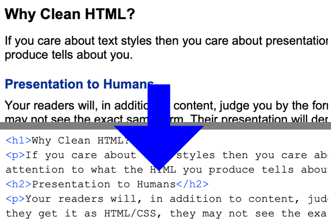 Convert FileMaker Styled Text to HTML - Preview Image